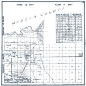 Sheet 014 - Townships 13 and 14 S., Ranges 16 and 17 East, Vamesan, Fresno County 1923